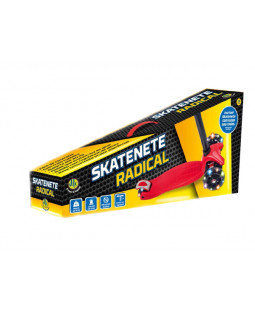 PATINETE FLASH 3 RODAS FIXO