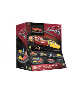 DISNEY CARROS - CAPSULA SURPRESA